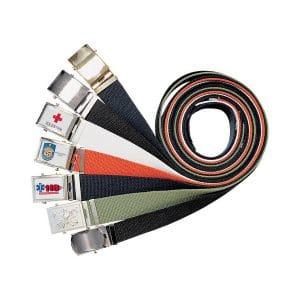 2V7 - Cintura in canapa con fibbia a strozzo |